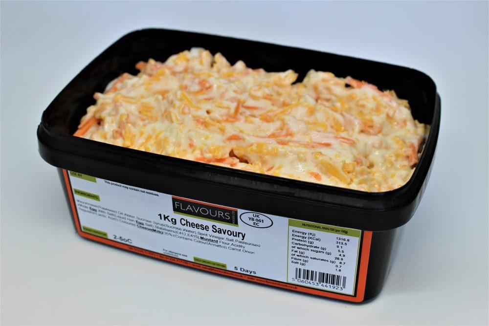 Cheese Savoury