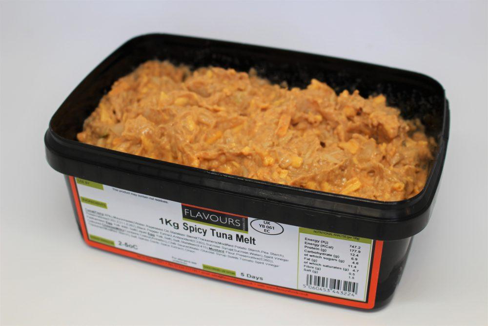 Spicy Tuna Melt