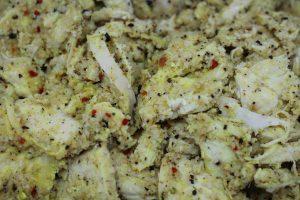Marinated Lemon Pepper Chicken