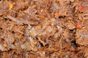 Pulled Chilli Beef